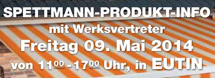 Spettmann Markisen Produkt Info In Eutin Carl Bremer
