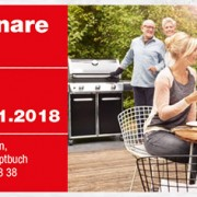 weber Grillseminare 2018 in Eutin