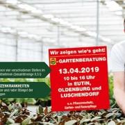 COMPO Beratungstag Pflanzenschutz, Garten- und Rasenpflege
